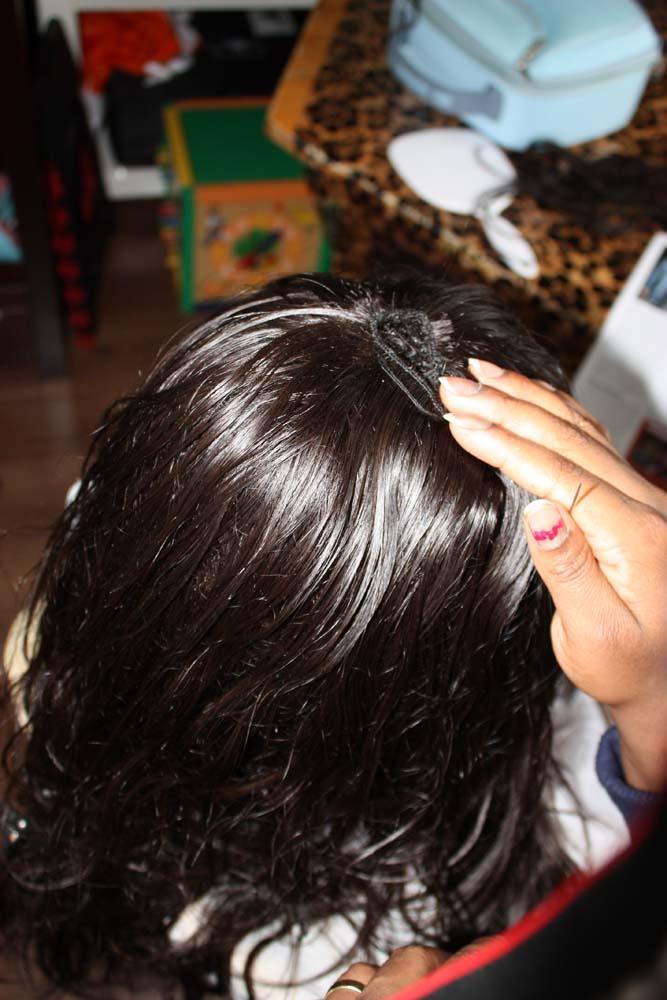 Hair Weave Zetten 42
