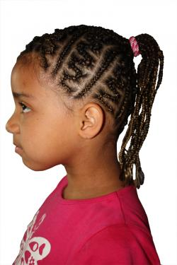 Cornrows kids 4